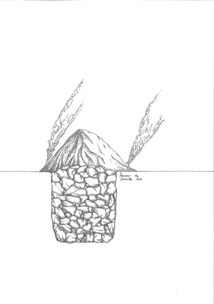 Fornace a fossa (dis. Francesca Sommavilla).