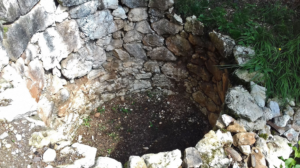 Le Coste Lime kiln