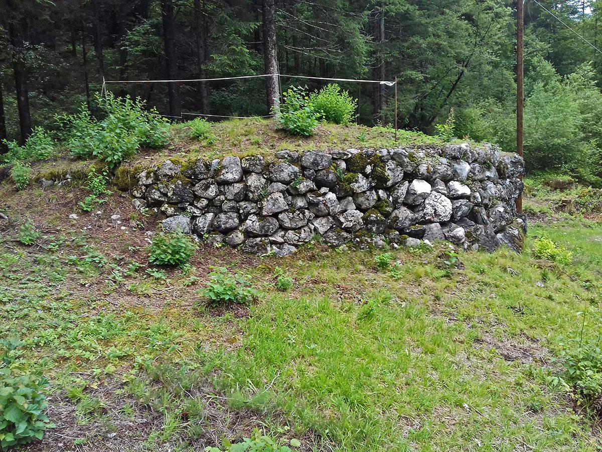 Mezzavalle (Half Valley) Lime kiln