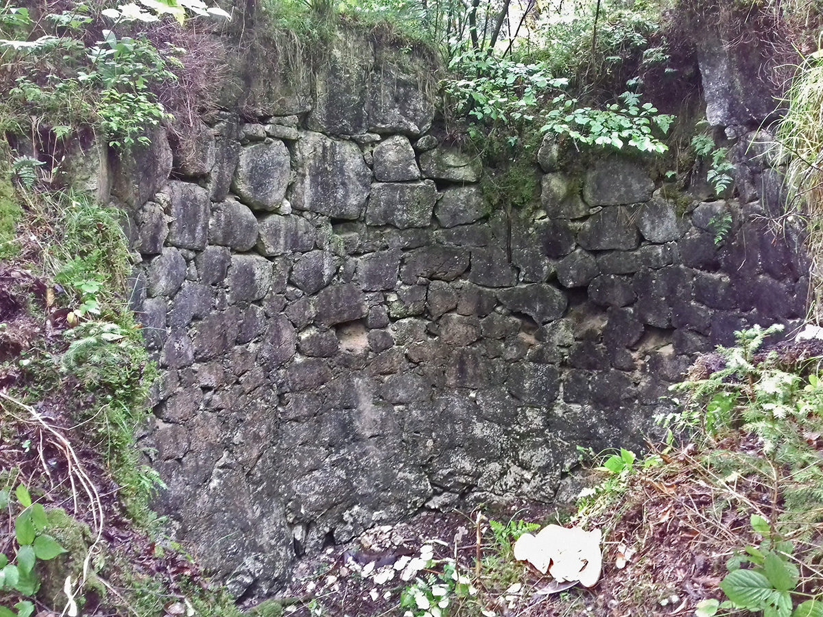 Peschiere (Fish ponds) Lime kiln