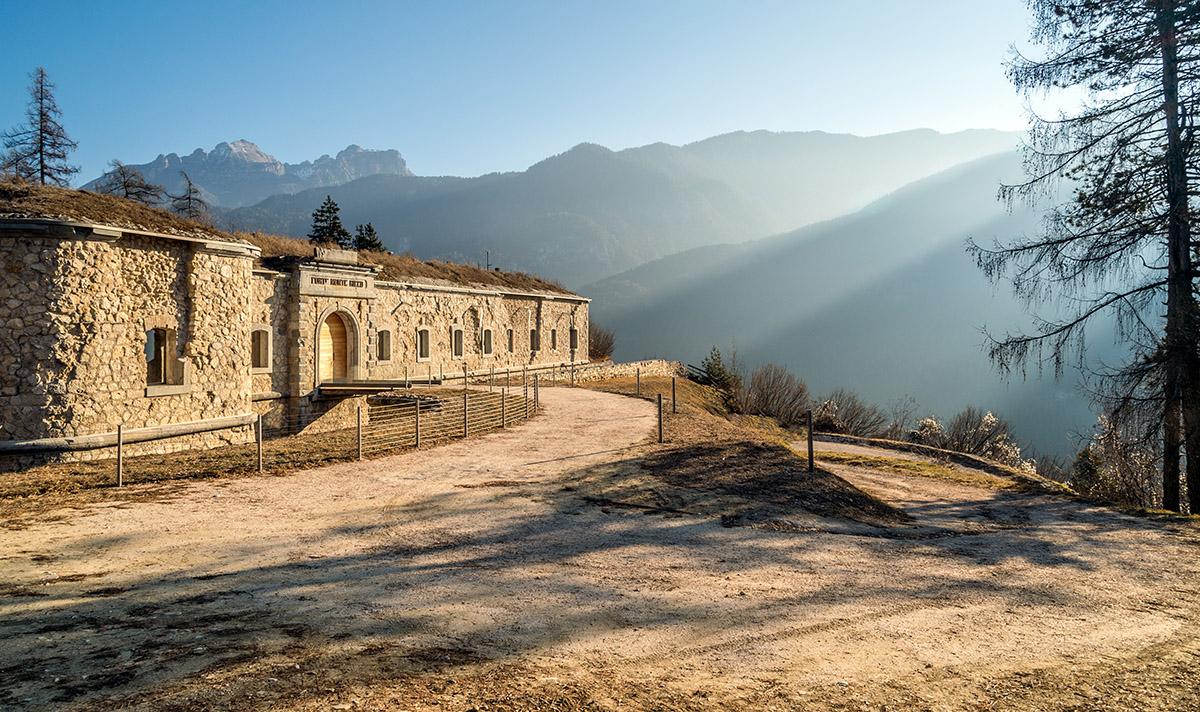 Festung Pieve di Cadore (foto von Giacomo De Donà)