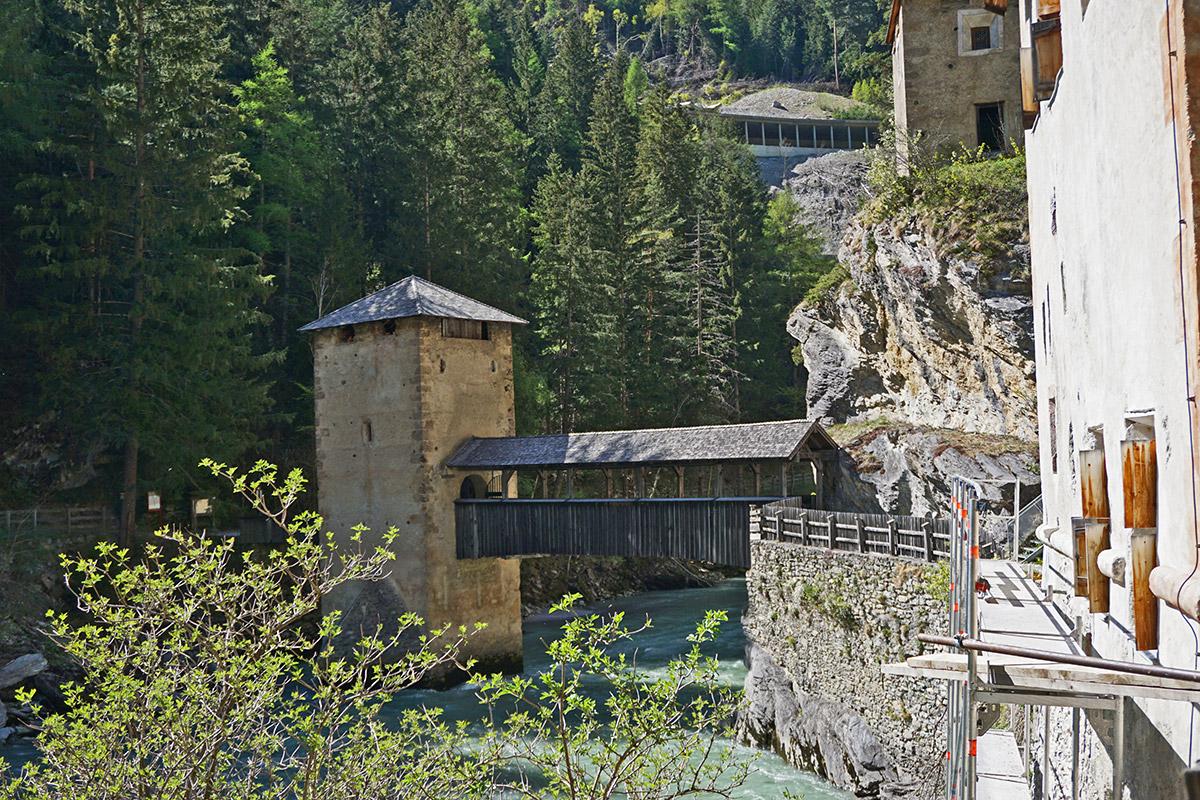 Altfinstermünz fortress