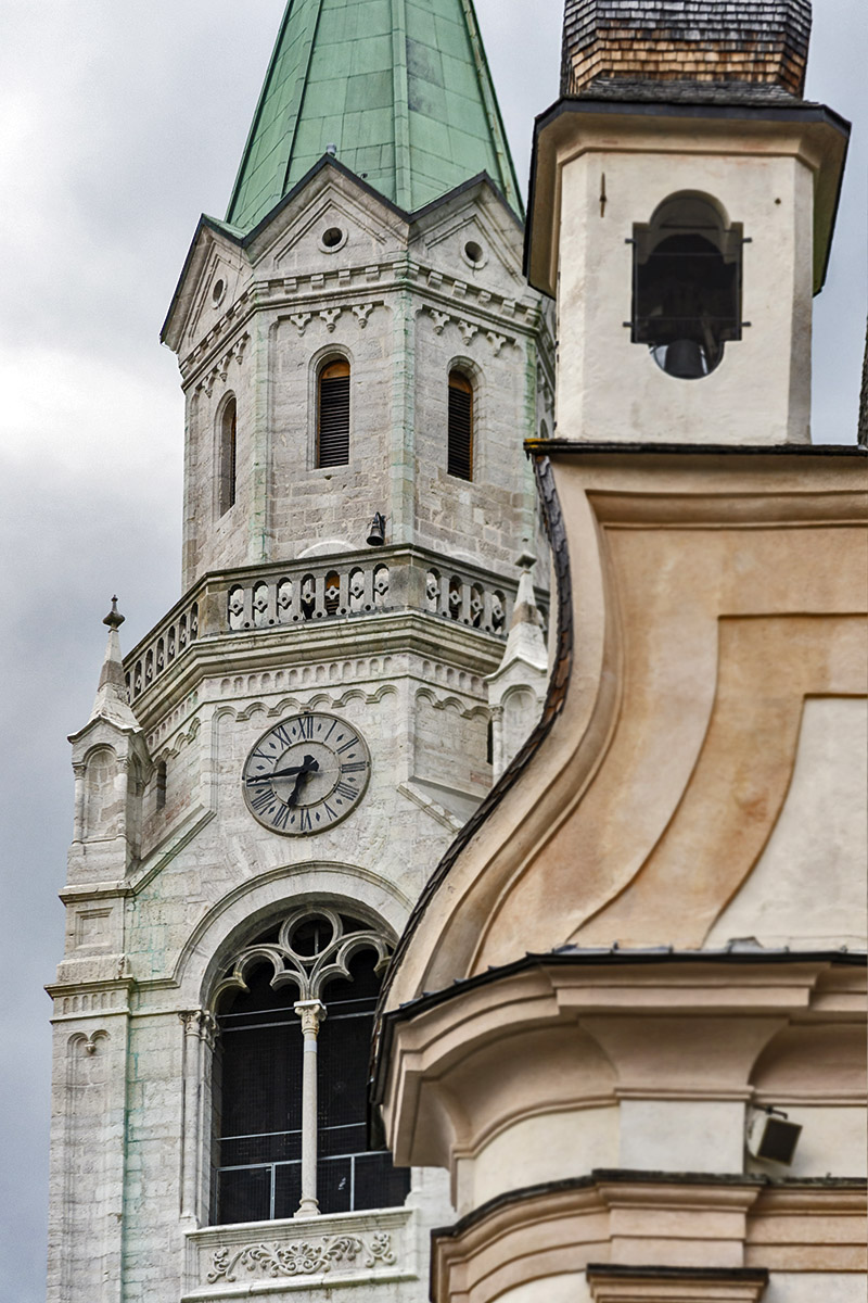 The Bell Tower and the Parish Church (photo by Giacomo De Donà)