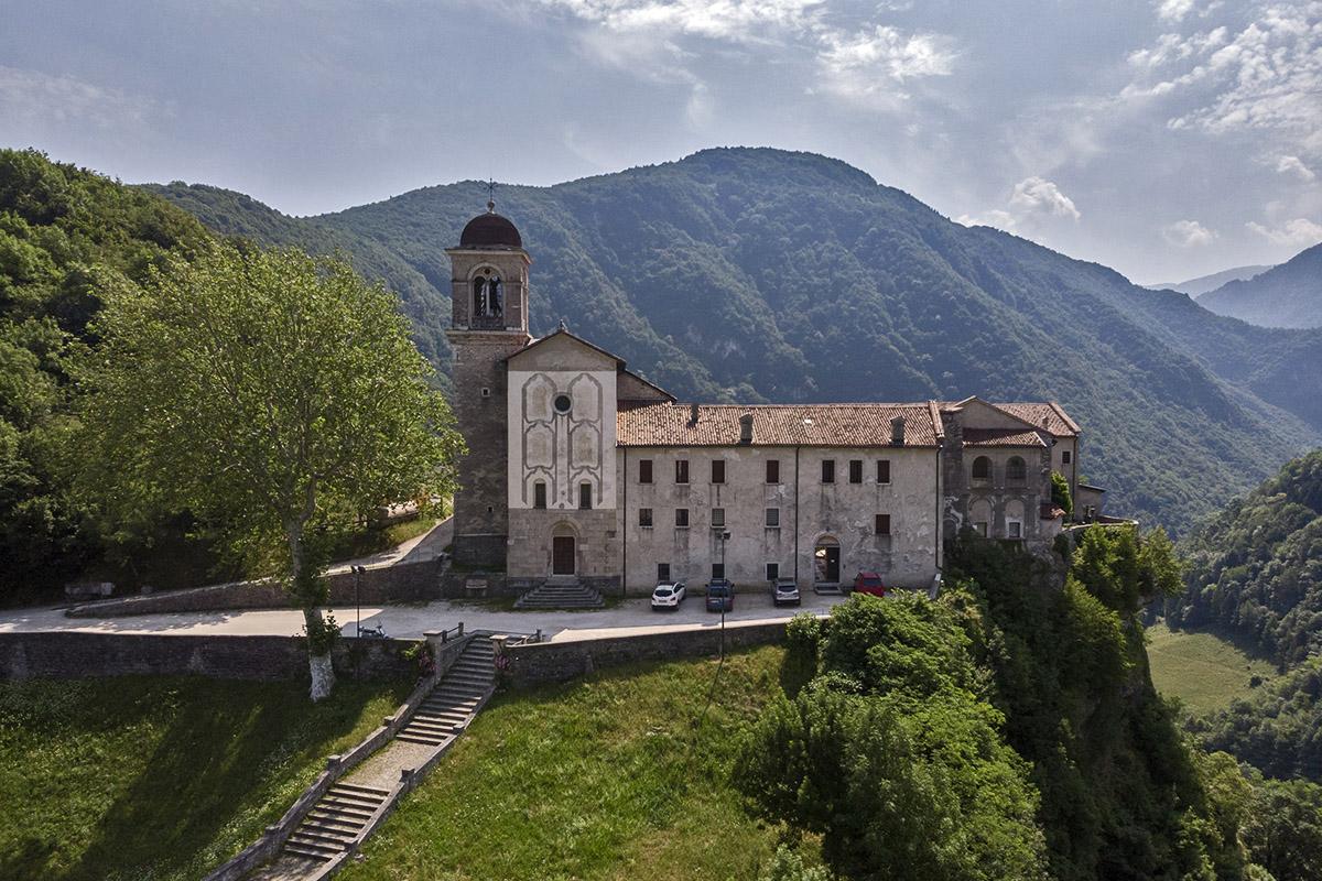 The Sanctuary (foto by Giacomo De Donà)