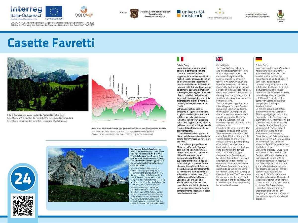 24. Casette Favretti
